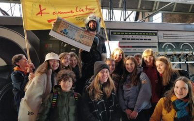 Sint-Jozefsinstituut Geraardsbergen zamelt €14.300 in voor de Warmste Week